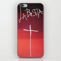 La Bestia iPhone & iPod Skin