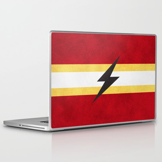 Flash of Color Laptop & iPad Skin