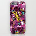 Panic Pattern iPhone & iPod Case