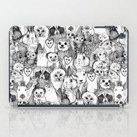 Love And Hugs iPad Case