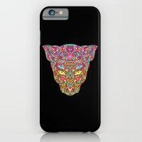 Colorful Cat iPhone 6 Slim Case