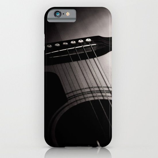 Guitar iPhone & iPod Case