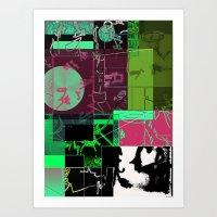 Manduza Art Print