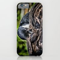 iPhone & iPod Case featuring I Am Watching You by Karol Livote