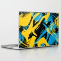 Action Laptop & iPad Skin
