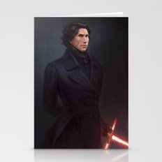 Regency AU Kylo Stationery Cards