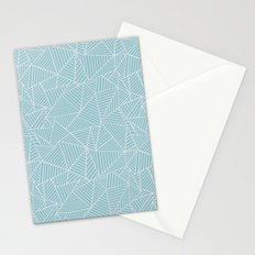 Ab Lines Salt Water Stationery Cards