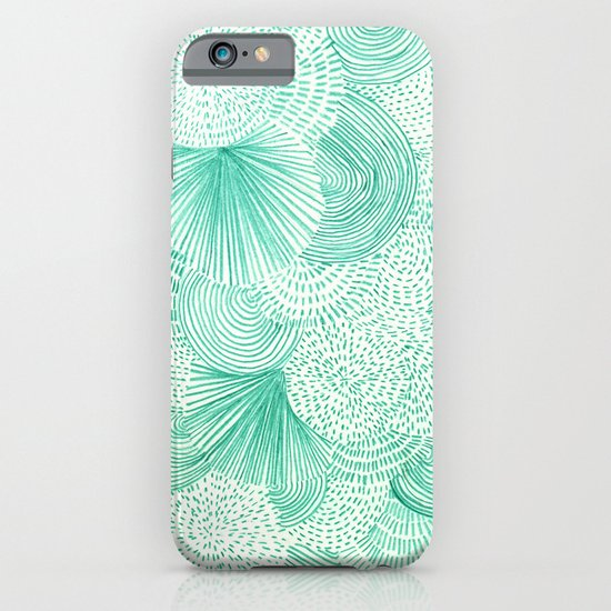 Green Fields iPhone & iPod Case