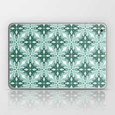Watercolor Green Tile 2 Laptop & iPad Skin