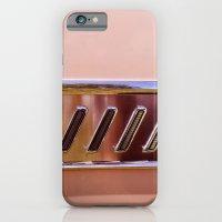 Pink Classic American Ca… iPhone 6 Slim Case