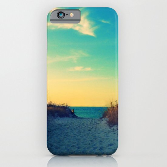 Walk in Love iPhone & iPod Case
