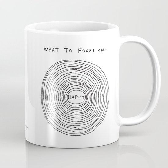 What to focus on Mug