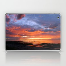 Stunning Seaside Sunset Laptop & iPad Skin