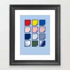 Lichtenswatch Framed Art Print