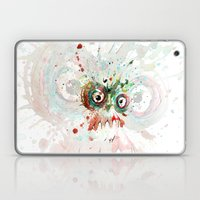 Buzzed Zombie Laptop & iPad Skin