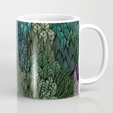July Leaves Mug