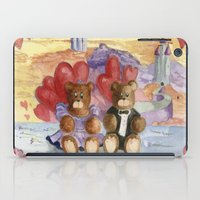Be My Valentine iPad Case