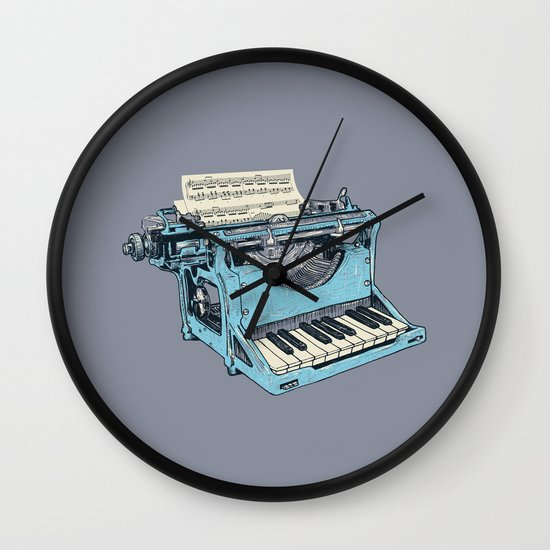 The Composition. Wall Clock