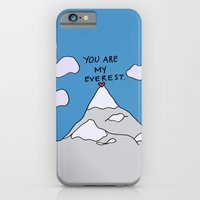 You Are My Everest iPhone 6 Slim Case