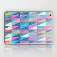 Candy Triangles Laptop & iPad Skin