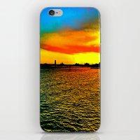 Shadow of Night  iPhone & iPod Skin