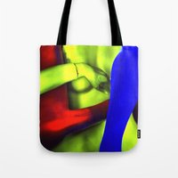 The Rape of Venus Tote Bag