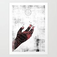 True Color Art Print