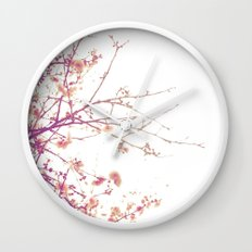 Bare Wall Clock