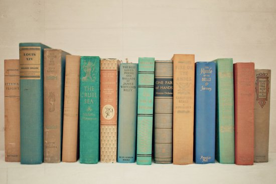 Literary Gems I Art Print