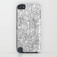 Isometric Urbanism Pt.1 iPod touch Slim Case