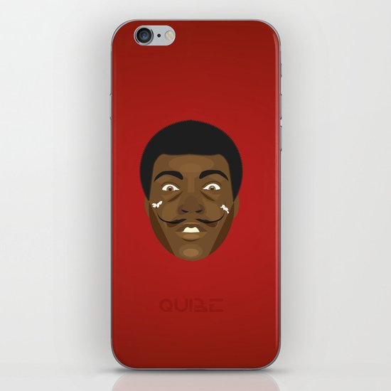 Coupling up (accouplés) Muhammad Dali iPhone & iPod Skin