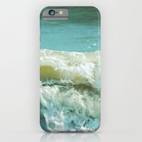 wave iPhone & iPod Cases featuring Wave by Bella Blue Photography