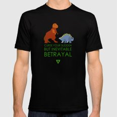 firefly betrayal Mens Fitted Tee SMALL Black