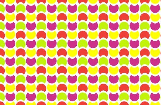 Hob Nob Citrus 5 Art Print