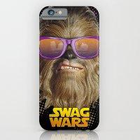 Chewbacca Swag iPhone 6 Slim Case