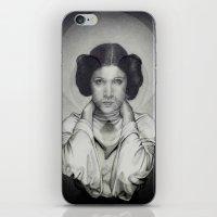 Star Wars Princess Leia iPhone & iPod Skin