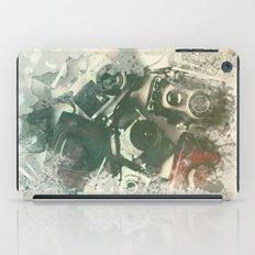 Old Cameras iPad Case