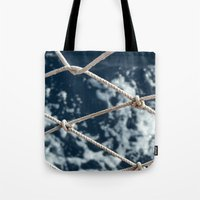 Nautical Rope Tote Bag