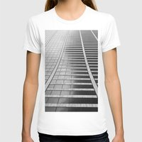 Repetition Womens Fitted Tee White SMALL