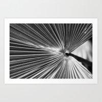 Radial Art Print