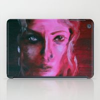 THE PINK QUICK PORTRAIT iPad Case