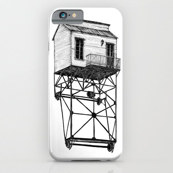 Isolated iPhone & iPod Case