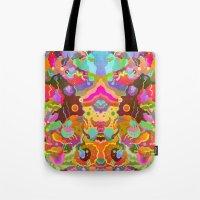 Parascape Tote Bag