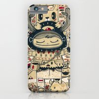 The Keeper Of The Forest iPhone 6 Slim Case