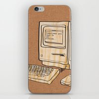 Sometimes you need to get outside iPhone & iPod Skin