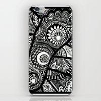 Foot bound iPhone & iPod Skin
