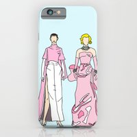 Pretty in PINK it like Audrey and Marilyn iPhone 6 Slim Case