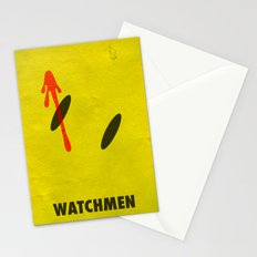 Watchmen - The Comedian Stationery Cards