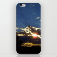 Radiance iPhone & iPod Skin