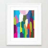 No. 42 Framed Art Print
